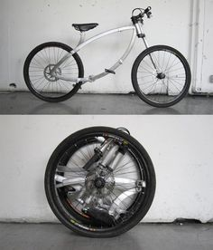 A bike that folds