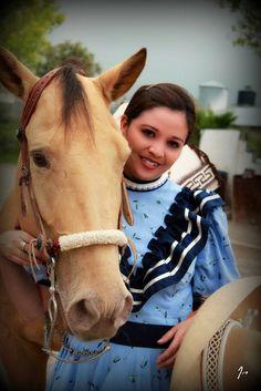 charra mexicana (mexican cowgirl)