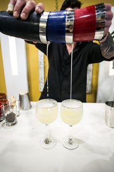 driNNke - Nosso Head Bartender Daniel Montagner em ação.