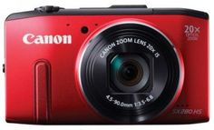 Camera Canon PowerShot SX280 HS Specifications and Price Update