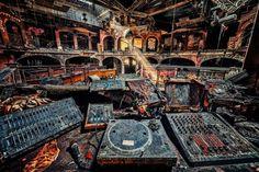 Deserted Night Club