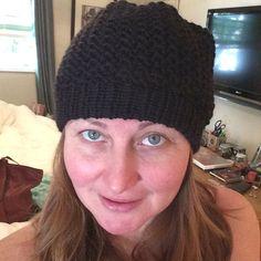 Handmade alpaca hat~