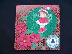 Márcia - cartões: Natal 2