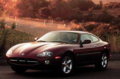 """Jaguar XK8 a.k.a. """"Gorgeous""""  I still crave this car."""