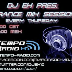 """Check out """"DJ Ex pres.Trance Mix Sessions ep.094 (19-05-2016) www.tempo-radio.com"""" by DJ Ex on Mixcloud"""