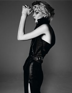 Kristina Salinovic by Naomi Yang for French Revue De Modes Fall Winter 2013-2014 9
