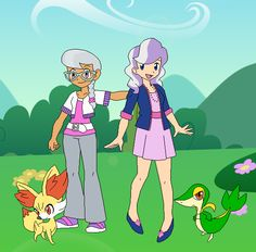 Pokemon+Trainers+-+CMC+Rivals+by+SelenaEde.deviantart.com+on+@deviantART
