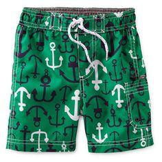 anchor swim trunks - For Victor