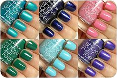 time to show your hands! our show your feet nail polishes are perfect for a gorgeous manicure, too! what do you think: is it really necessary to polish your toe nails in the wintertime? check out nihrida's blog for more awesome #essence pics: http://bit.ly/1hWyJ9h