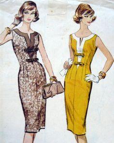 McCall's 5003 | 1959 Misses' Dress