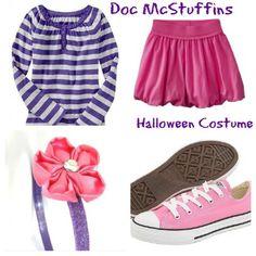 doc mcstuffins costume girls 2 8 found at jcpenney brooklyns boutique pinterest doc mcstuffins costume costumes and birthdays - Doc Mcstuffins Halloween Bag