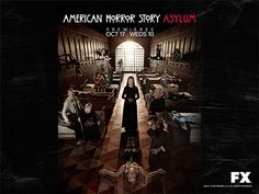 American Horror Story: Asylum | Wednesdays 10