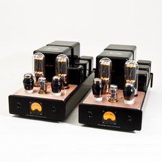 ICON AUDIO 845 MKIIm   POWER AMPLIFIER   AUDIO EMOTION