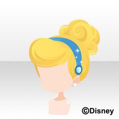 li.nu attrade itemsearch.php?txtSearch=&part=&page=1915&type=&color=&sort=&mov=0&locked=0 Disney Hairstyles, Cinderella Art, Chibi Hair, Heart Hair, Cocoppa Play, Fantasy Hair, Hair Reference, Anime Hair, How To Draw Hair