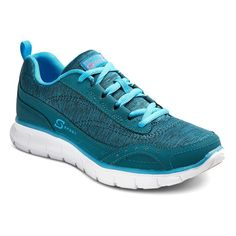 9a91d549cfb13 S Sport Designed by Skechers Jersey Sneakers - Turquoise 5.5