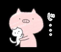 Pig! - LINE 個人原創貼圖