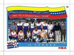 Heroes De Portland 1992 Portland, Basketball Teams, Hero, Baseball Cards, Sports, Basketball, Hs Sports, Sport