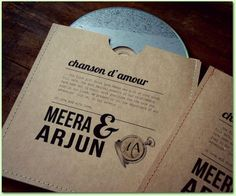 Hey I Found This Really Awesome Etsy Listing At 117339363 Custom Canvas Kraft Cd Sleeves Front