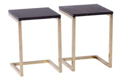 Jojo Side Tables [Pair]