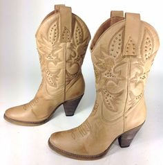 Step out in style with the Westee Cowboy Boots by Bronx Women ...