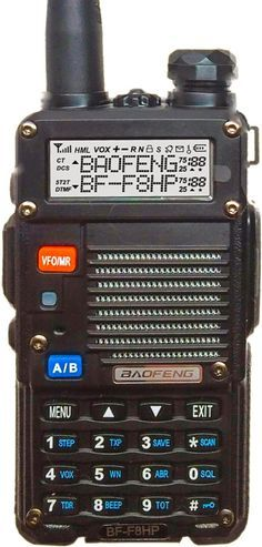 Baofeng Doubles Down on New Handheld Radio - American Preppers Network : American Preppers Network