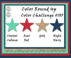 Color Round Up #105