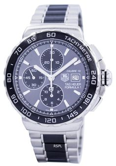 0d36c4b727e Tag Heuer Formula 1 Automatic Chronograph Calibre 16 Swiss Made  CAU2010.BA0873 Men s Watch Apple
