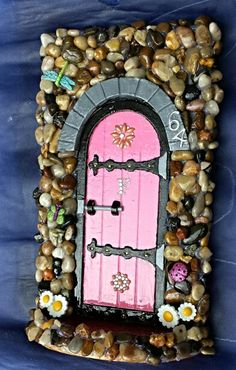 My fairy door I made for the kids