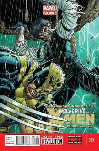 Wolverine and the X-Men #23 Jason Aaron Nick Bradshaw ---> shipping is $0.01!!!