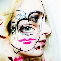 #LookIntoMyEyes Simon Porte Jacqesmus drawings by Sebastian Bieniek #jacquemus #OverExposed http://instagram.com/kevintachman