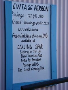 Darling My Land, Afrikaans, Cape Town, West Coast, South Africa, Southern, Places, Afrikaans Language, Lugares