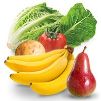 Checkers - Better and Better Pear, Banana, Wellness, Fruit, Food, The Fruit, Bananas, Meals, Pears