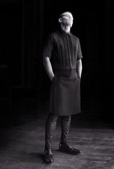 """EDITORIAL AnOther Man Spring/Summer 2011 Issue """"Givenchy"""" by Brett Lloyd & Bryan McMahon"""