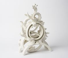 Jo Taylor MRBS - Porcelain: white