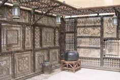 geometric design in islamic screed - Google Search