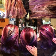 Beautiful #haircolor by Heidi at our #Fairfax location!!