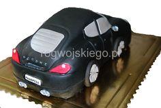 Tort Porsche Panamera, Porsche cake