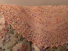 Free Pattern: Kindness Shawl