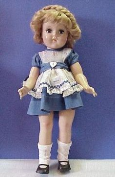 Patty Play Pal Doll 1960   unmarked looks very much like a doll in more twentieth century dolls ...