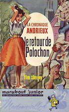 Marabout ! Série Mademoiselle ! Le retour de Polochon !