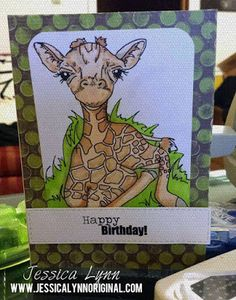 KeepMovingForward: Happy Birthday Baby Boy Giraffe at the Milwaukee Z...