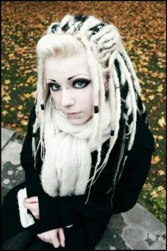 synthetic dreadlocks | Tumblr
