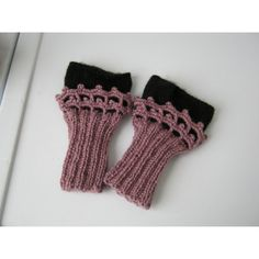 Gloves, knitted gloves, fingerless gloves, Women gloves, knitting and... ($25) ❤ liked on Polyvore featuring accessories, gloves, knit fingerless mittens, mitt, mitten gloves, crochet fingerless mitts and crochet gloves
