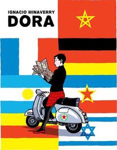 """Dora Bardavid é unha espía amateur que na década dos 60 emprende unha investigación en busca de nazis en Alemaña, Francia e Arxentina.     """"Dora"""" é unha obra chea de detalles.   O autor define cada obxecto por completo, pero o fai cun estilo tan elegante que nunca chega a excederse."""
