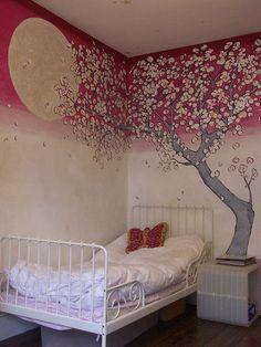 Décors de rêve : la nature s'invite sur les murs ! - Floriane Lemarié