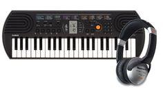 Mini Keyboard Casio SA-77 + Słuchawki Numark HF125 | Instrumenty muzyczne \ Instrumenty klawiszowe \ Keyboardy PREZENTY \ Dla Dziecka | Sprzet-Dyskotekowy.pl - największy i najtańszy sklep internetowy z oświetleniem i nagłośnieniem w Polsce