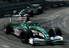 JAGUAR TEAM F1