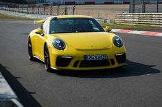 911 GT3: motorsportnahe Straßen-Elfer markiert neue Bestzeit