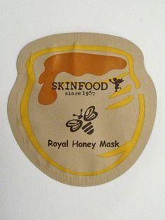 Innocent Culture Blog für asiatischen Lifestyle & koreanischer Kosmetik: Skinfood Royal Honey Mask