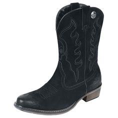Cowboy Boot - Laarzen van Rock Rebel by EMP